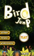 In addition to the game Bass Fishing 3D on the Boat for Android phones and tablets, you can also download Bird Jump for free.