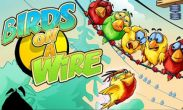 In addition to the game NinJump for Android phones and tablets, you can also download Birds on a Wire for free.