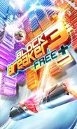 In addition to the game THE GODS HD for Android phones and tablets, you can also download Block breaker 3 unlimited for free.