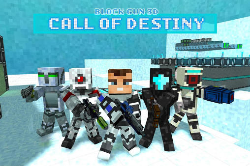 Download Block gun 3D: Call of destiny Android free game. Get full version of Android apk app Block gun 3D: Call of destiny for tablet and phone.