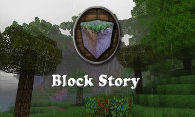 Screenshots of the Block Story for Android tablet, phone.