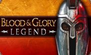 In addition to the game Hill Climb Racing for Android phones and tablets, you can also download Blood & Glory: Legend for free.