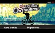 In addition to the game Angry Dogs for Android phones and tablets, you can also download BMX Bike - On the Street for free.