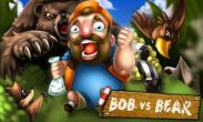 In addition to the game  for Android phones and tablets, you can also download Bob vs Bear for free.