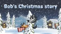 In addition to the game  for Android phones and tablets, you can also download Bob's Christmas story for free.