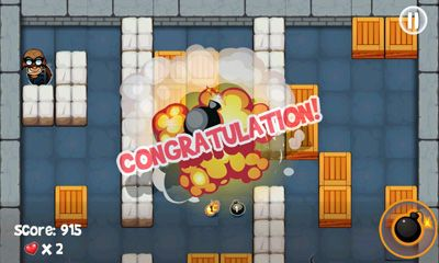 Bomberman vs Zombies Android apk