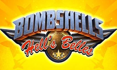 Screenshots of the Bombshells Hell's Belles for Android tablet, phone.