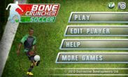 In addition to the game C.H.A.O.S Tournament HD for Android phones and tablets, you can also download Bonecruncher Soccer for free.