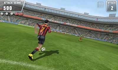 Screenshots of the Bonecruncher Soccer for Android tablet, phone.