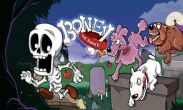 In addition to the game NinJump for Android phones and tablets, you can also download Boney The Runner for free.
