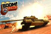 In addition to the game WWE Presents Rockpocalypse for Android phones and tablets, you can also download Boom! Tanks for free.