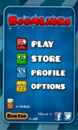 In addition to the game Zombiewood for Android phones and tablets, you can also download Boomlings for free.