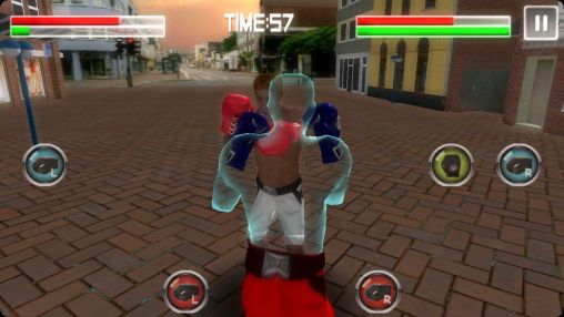 Screenshots of the Boxing mania 2 for Android tablet, phone.