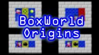 In addition to the game  for Android phones and tablets, you can also download Boxworld origins for free.