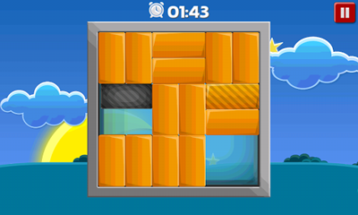 Screenshots of the Brain Puzzle for Android tablet, phone.