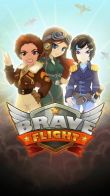 In addition to the game Einstein. Brain Trainer for Android phones and tablets, you can also download Brave flight for free.