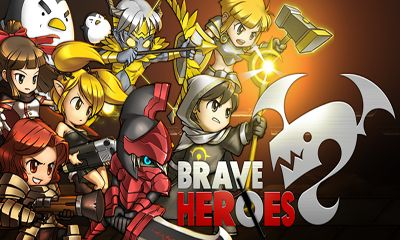 Download Brave Heroes Android free game. Get full version of Android apk app Brave Heroes for tablet and phone.