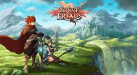 In addition to the game Celebrity smoothies store for Android phones and tablets, you can also download Brave trials for free.