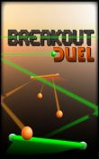 In addition to the game Pinball Arcade for Android phones and tablets, you can also download Breakout Duel for free.