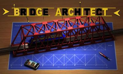 Screenshots of the Bridge Architect for Android tablet, phone.