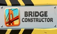 In addition to the game PAC-MAN by Namco for Android phones and tablets, you can also download Bridge Constructor for free.