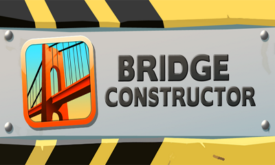 Screenshots of the Bridge Constructor for Android tablet, phone.