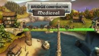 In addition to the game V for Vampire for Android phones and tablets, you can also download Bridge constructor: Medieval for free.
