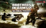 In addition to the game  for Android phones and tablets, you can also download Brothers in Arms 2 Global Front HD for free.
