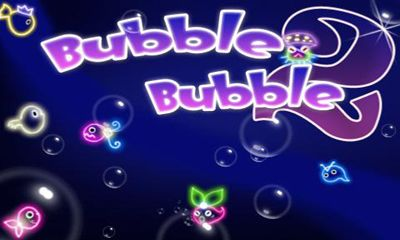 Screenshots of the Bubble Bubble 2 for Android tablet, phone.