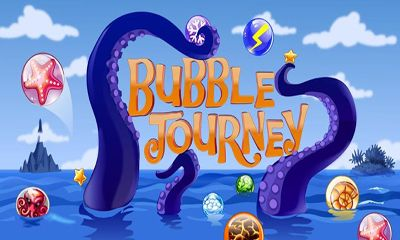 Screenshots of the Bubble Journey for Android tablet, phone.