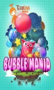 In addition to the game Platinum Solitaire 3 for Android phones and tablets, you can also download Bubble Mania for free.