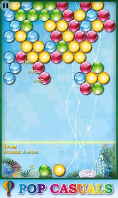 Bubble Pop Game