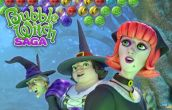 In addition to the game Unblock me for Android phones and tablets, you can also download Bubble witch saga for free.