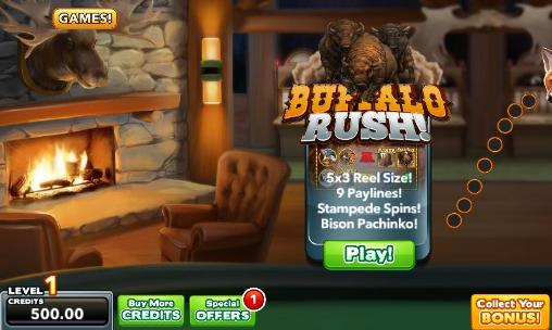 wild stampede slot machine game