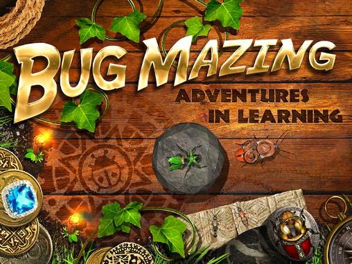 Download Bug mazing: Adventures in learning Android free game. Get full version of Android apk app Bug mazing: Adventures in learning for tablet and phone.