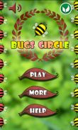 In addition to the game 2012 The END Escape for Android phones and tablets, you can also download Bugs Circle for free.