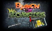 In addition to the game Marble Saga for Android phones and tablets, you can also download Bunch of Zombies for free.