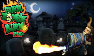 Screenshots of the Burn Zombie Burn THD for Android tablet, phone.