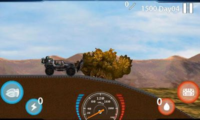 Screenshots of the Burnout Zombie Smasher for Android tablet, phone.