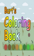 In addition to the game War Pinball HD for Android phones and tablets, you can also download Burt'sColoring Book for free.