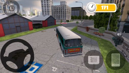 Bus Parking 3D for Android - APK Download