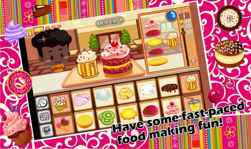 Cake: Cooking games Android apk game. Cake: Cooking games ...