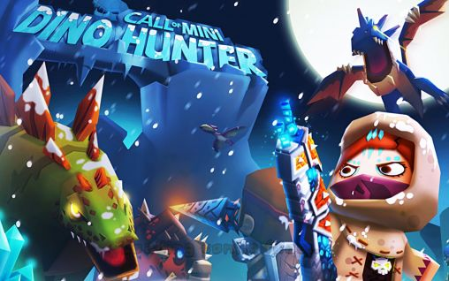 Call of Mini™ Dino Hunter v3.1.4 Apk + Data Mod [Unlimited Gold / Gems]