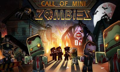 Screenshots of the Call of Mini - Zombies for Android tablet, phone.