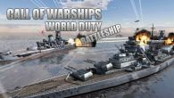 In addition to the game Throne of Swords for Android phones and tablets, you can also download Call of warships: World duty. Battleship for free.