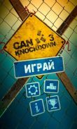 In addition to the game House of Fear for Android phones and tablets, you can also download Can Knockdown 3 for free.