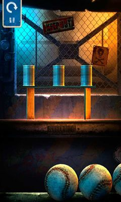 Screenshots of the Can Knockdown 3 for Android tablet, phone.