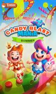 In addition to the game Monster Blade for Android phones and tablets, you can also download Candy blast mania: Summer for free.