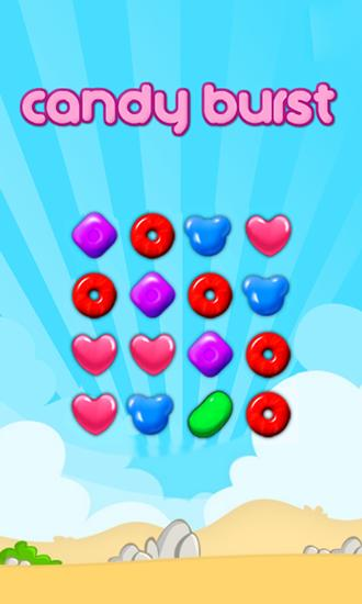 Download Candy burst Android free game. Get full version of Android apk app Candy burst for tablet and phone.