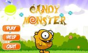 In addition to the game Cut the Rope for Android phones and tablets, you can also download Candy Monster for free.